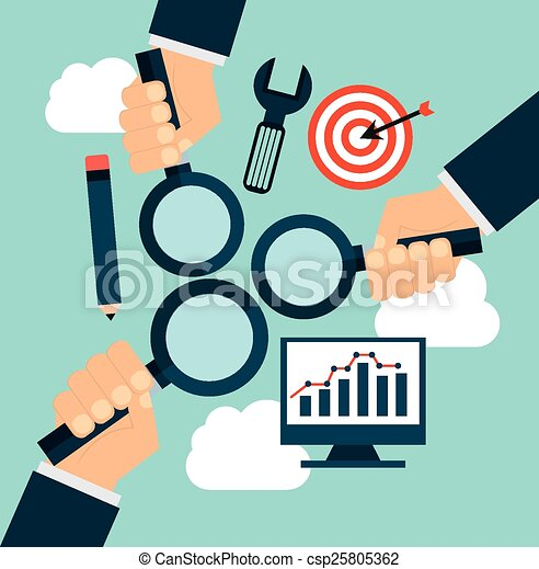 search engine optimization  - csp25805362
