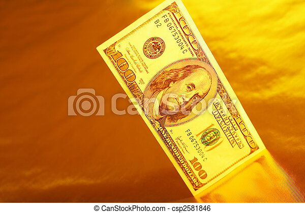 Monetary imaginations - csp2581846