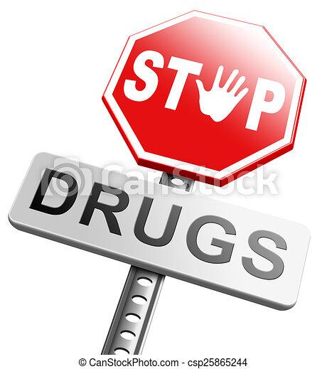 Clip Art Drug Addiction Treatment