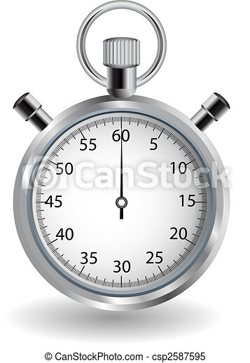 Stop watch - csp2587595