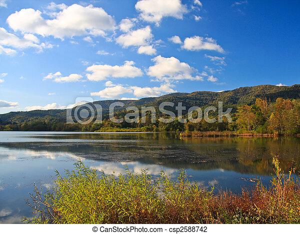 Cove Lake - csp2588742