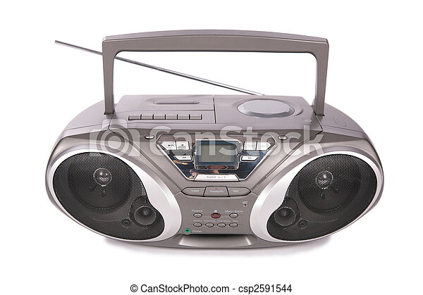Audio mini-system, radio, player - csp2591544