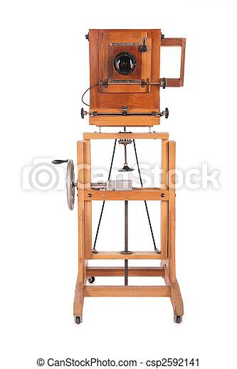 Obsolete old camera - csp2592141