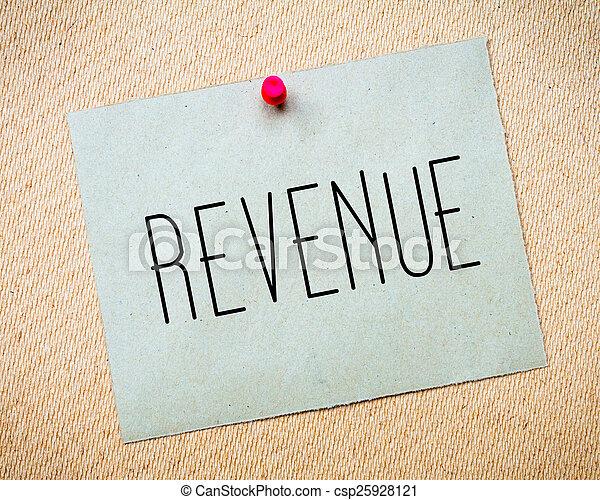 Revenue Message
