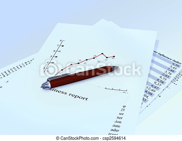 business report - csp2594614