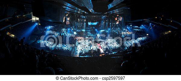 big concert - csp2597597