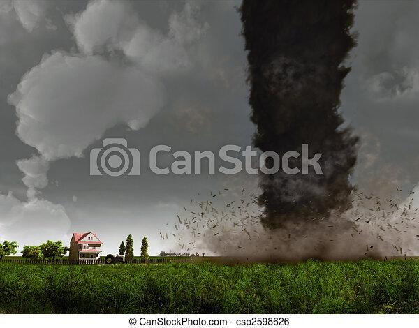 tornado - csp2598626