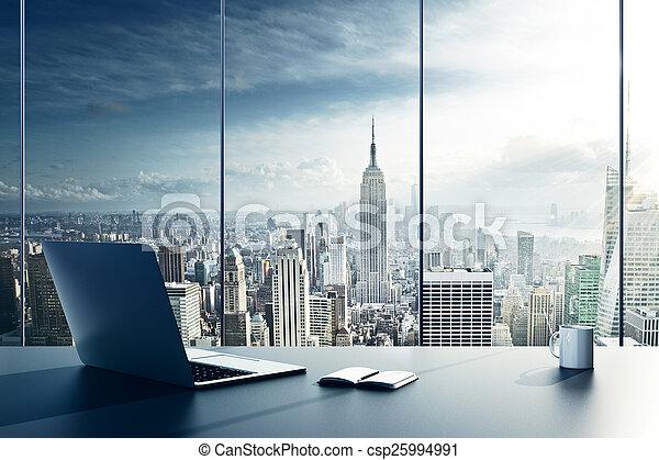 オフィス - csp25994991