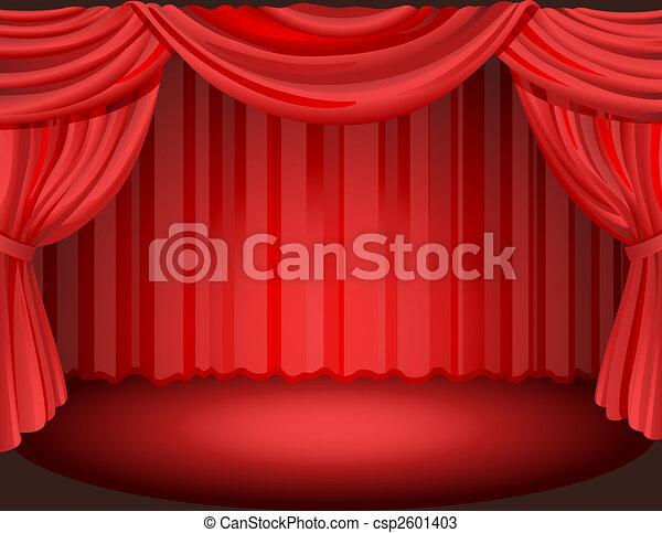 Curtain - csp2601403