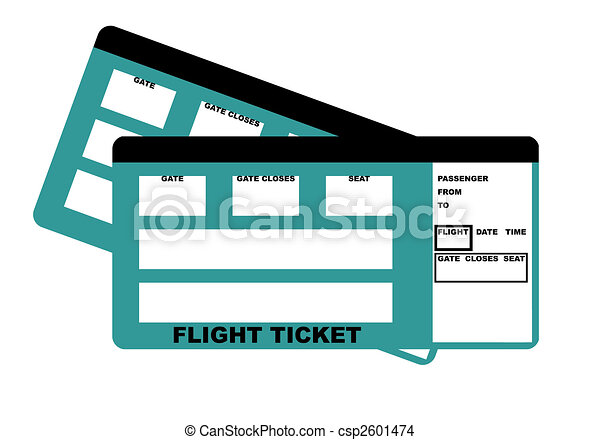 Flight Tickets - csp2601474