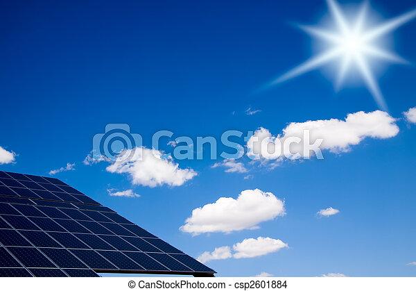 Photovoltaic panels - csp2601884