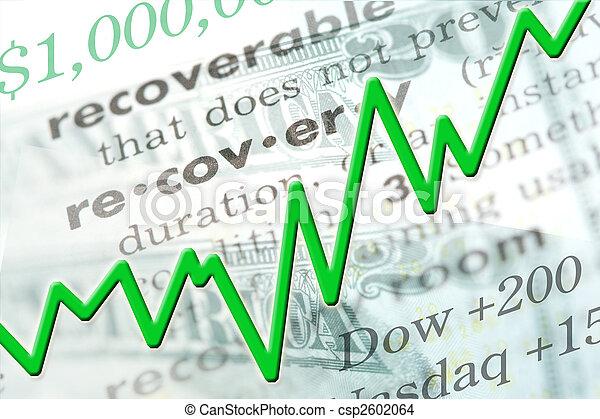 Economic Recovery - csp2602064
