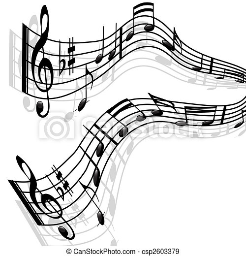 musique, notes-Melody-Music-Notes-Sound-Tune