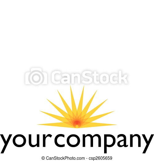 Logo design your company  - csp2605659