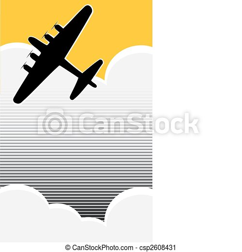 Lone Bomber - csp2608431