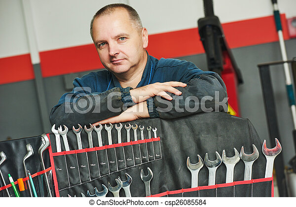 auto mechanic repairman