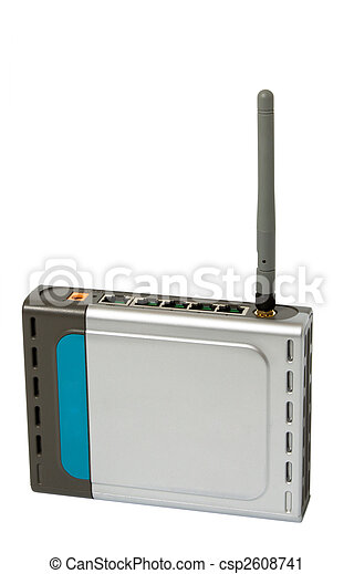 wireless adsl router - csp2608741