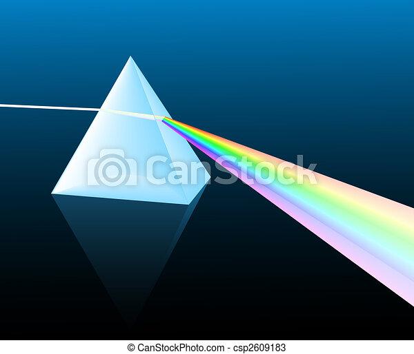 light spectrum - csp2609183