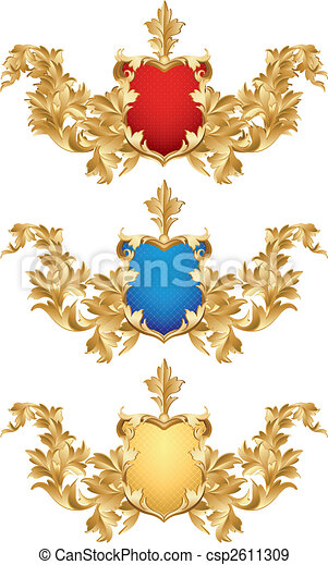Coat of Arms - csp2611309