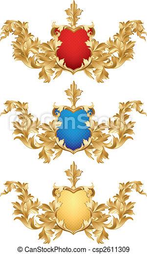 Coat of Arms - csp2611309