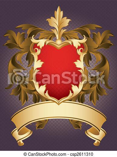 Coat of Arms - csp2611310