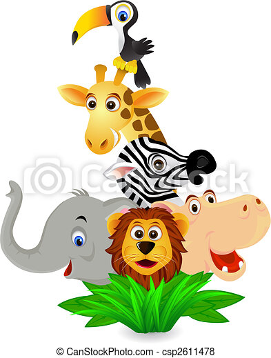 Wild animal - csp2611478