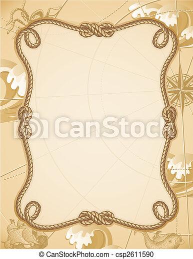 knot frame - csp2611590