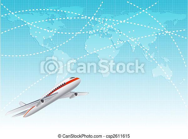 aircraft - csp2611615