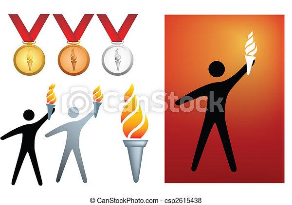olympics - csp2615438