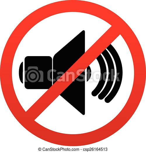 vector clip art de probition  mudo  orador  se u00f1al laugh out loud clip art loud clip art