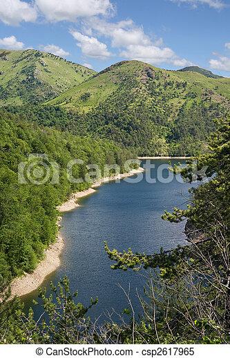 Stock images of lago del gorzente iatlian lake near for Lago store genova