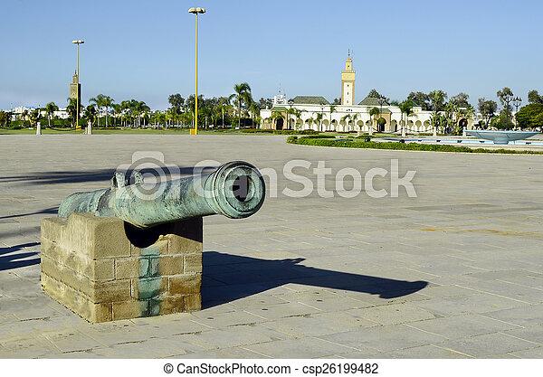 Morocco, Rabat