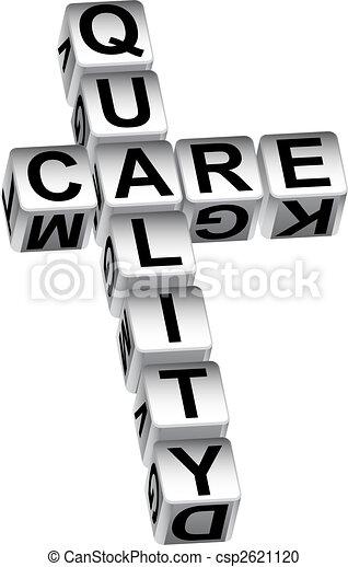 Quality care dice - csp2621120