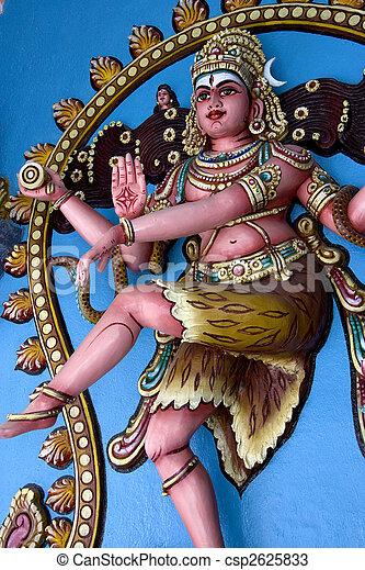 Hindu Deity - csp2625833