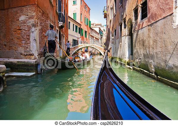 Gondola trip - csp2626210