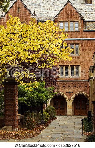 Yale university - csp2627516
