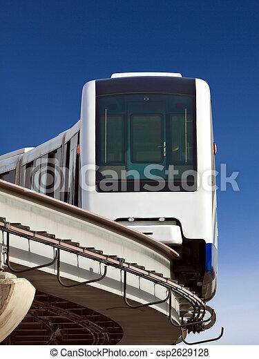 urbano, moscú, transporte - csp2629128