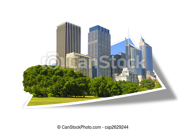 business building - csp2629244