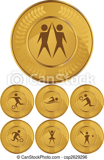 sport coin set - csp2629296
