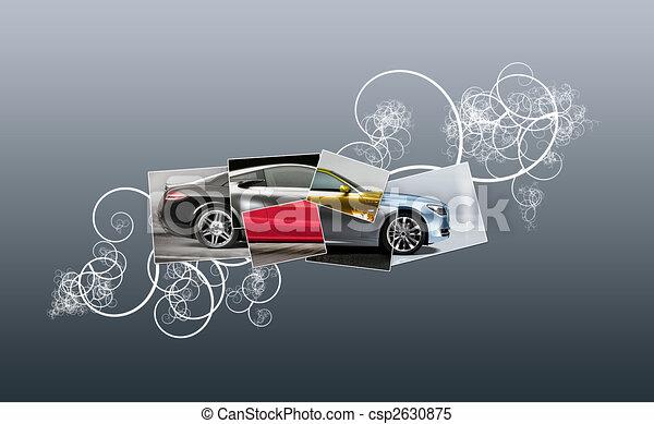 Automobile - csp2630875