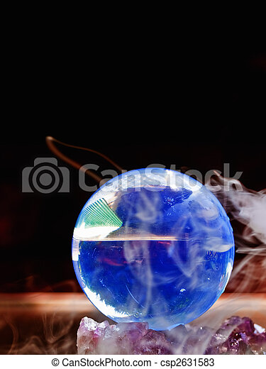 Crystal Ball - csp2631583