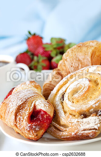 Continental Breakfast - csp2632688
