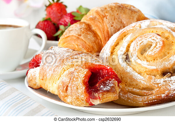 Continental Breakfast - csp2632690