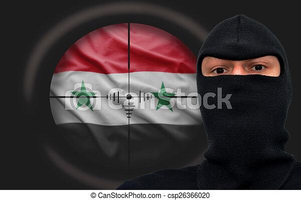 syrian target