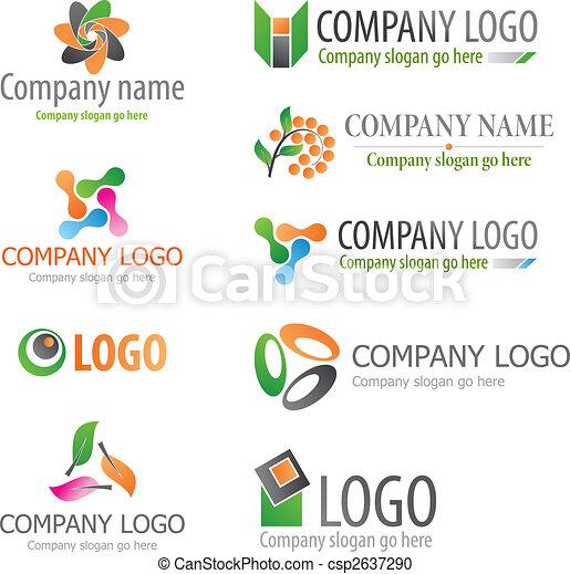 Logos - csp2637290