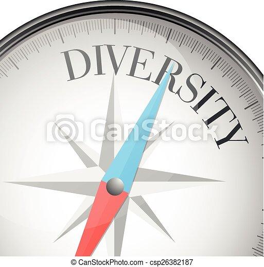 diversidade, compasso - csp26382187