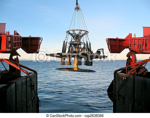 Marine research - csp2638366