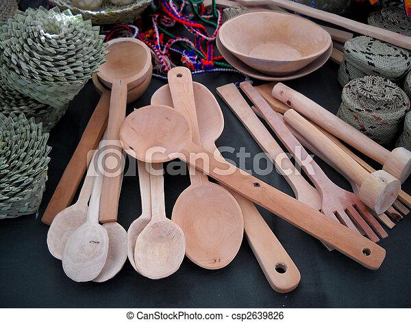 Indigenous Craftsmanship - csp2639826