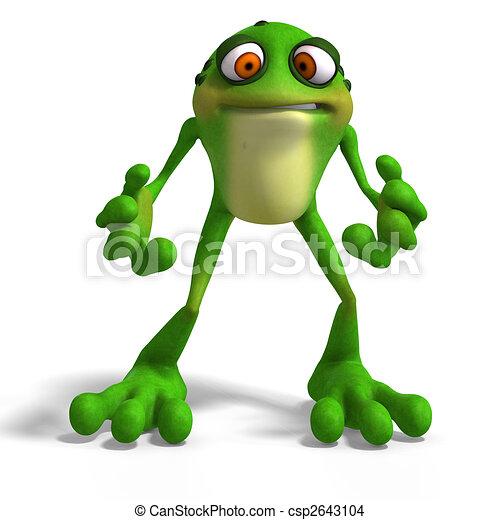 Crazy Toad - csp2643104
