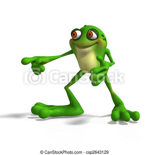 Crazy Toad - csp2643129